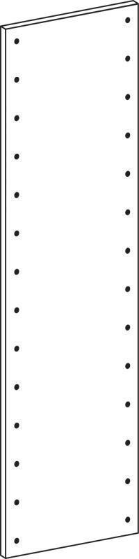 Bok plný - výška 140 cm, javor