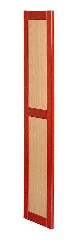 Bok s výplní - výška 178.5 cm