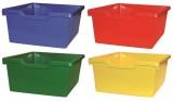 kombinácie farieb Prosím špecifikujte svoju požiadavku na kombináciu jednotlivých fareb v poznámke objednávky. - Skrinka so 3 vloženými policami a 12 plast. zásuvkami