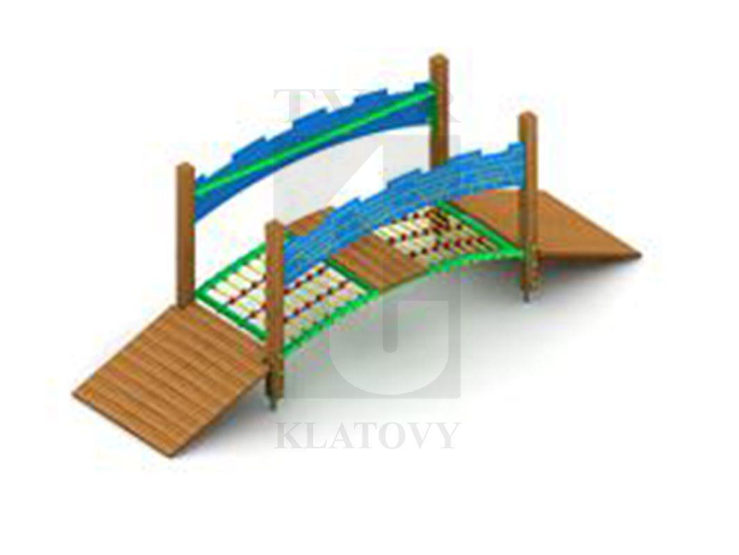 Mostík kombinovaný FREE KIDS