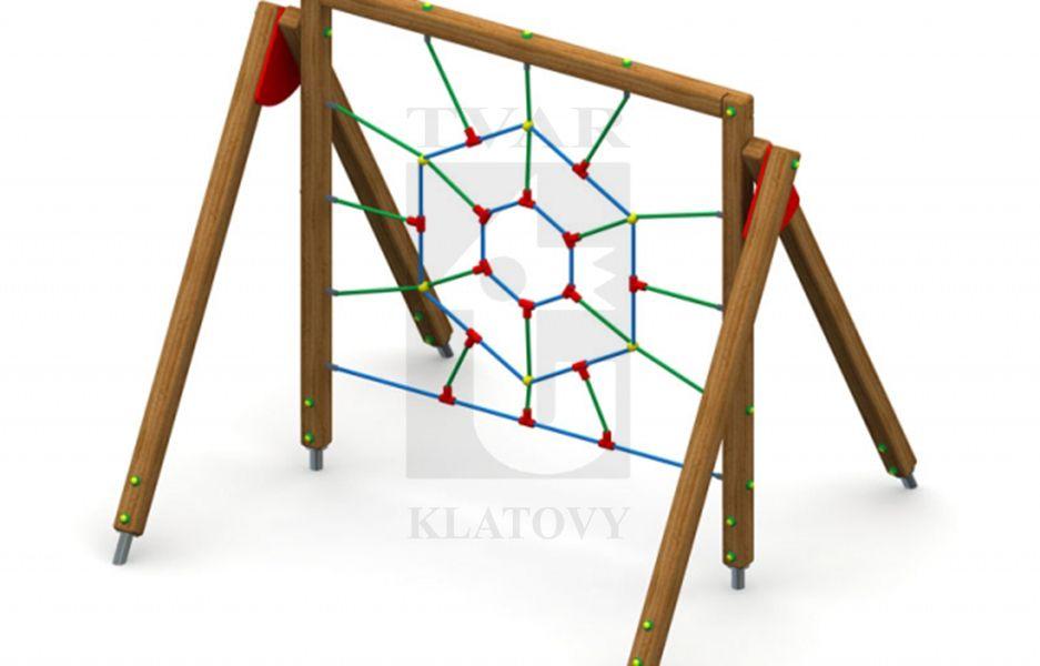 ST LP - Pavučina vertikální z lan