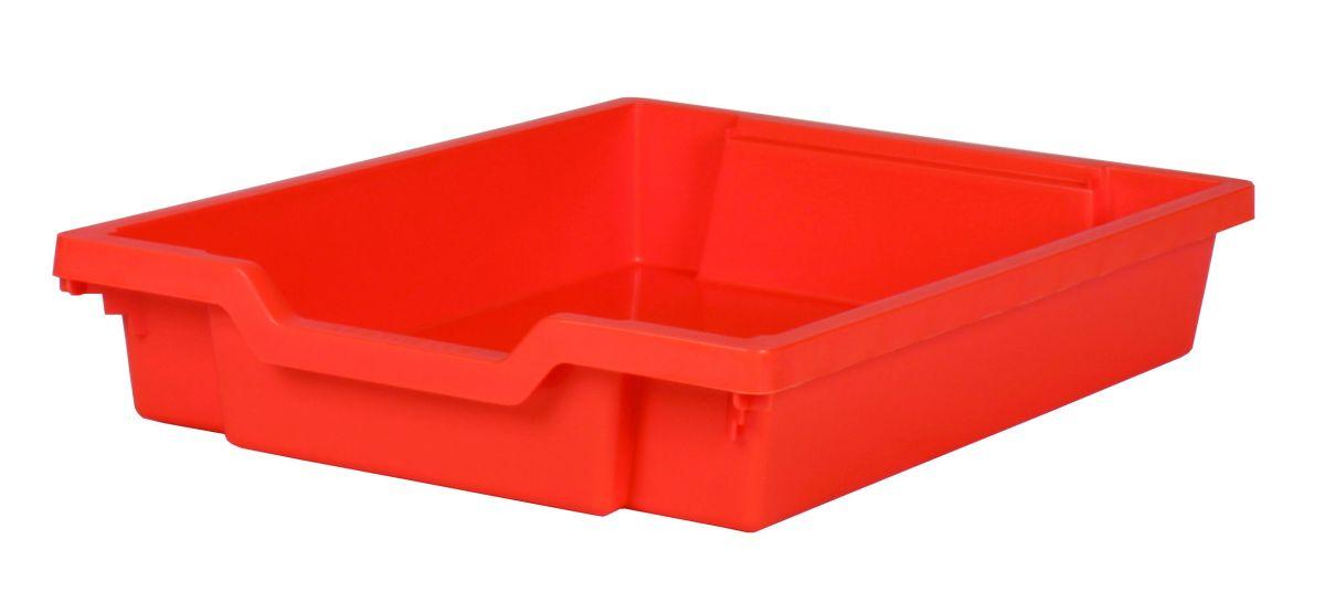 Plastová zásuvka SINGLE - oranžová