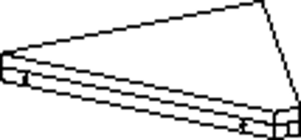 Spojovací polica úhel 45°