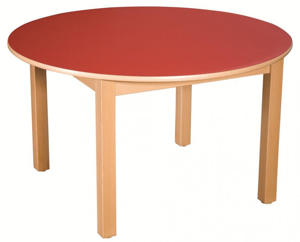 Kulatý stôl průměr 100 cm