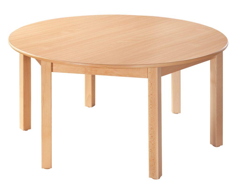 Kulatý stôl průměr 120 cm