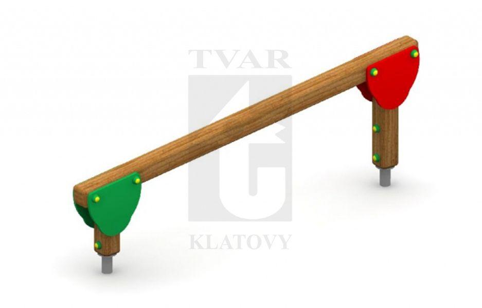 LAV 2 - Lávka šikmá