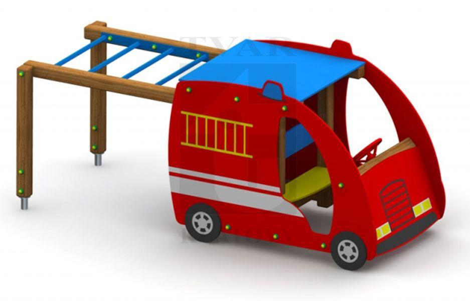 POZ 1 - Požární auto