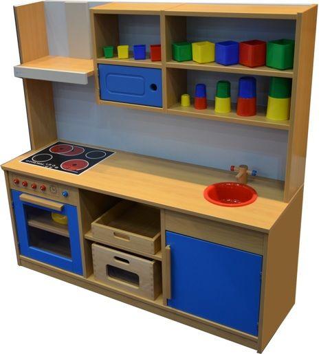 Kombi detská kuchyňka s digestoří
