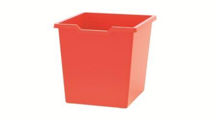 Plastová zásuvka N3 JUMBO - červená Gratnells