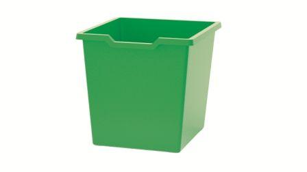Plastová zásuvka N3 JUMBO - zelená Gratnells