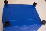 Sada koliesok pre plastovú zásuvku JUMBO F3