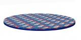 Kruhová matrace na hranie