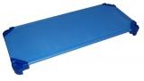 Stohovateľné lôžko /kov+plast/ 130x55x11cm