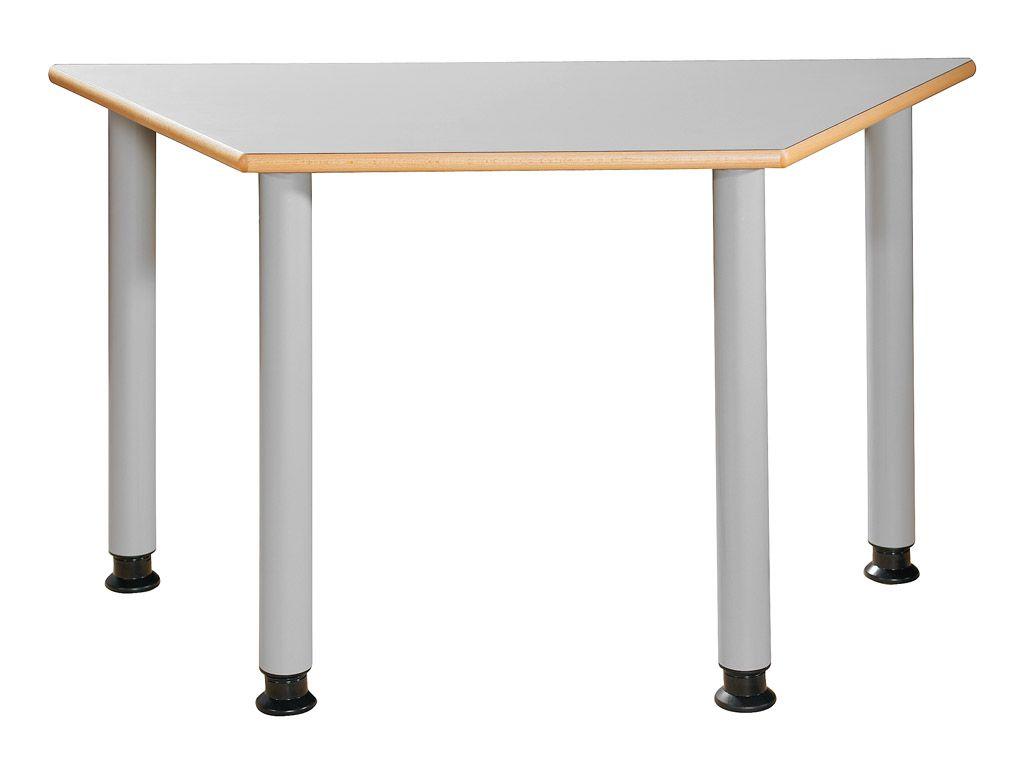 Stôl umakart trapézový 120 x 60 cm
