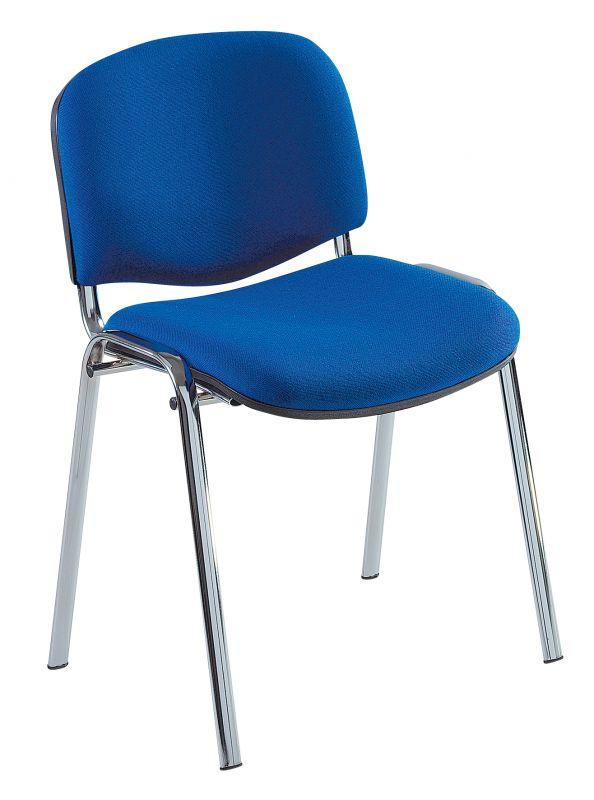 Stolička jednací čalouněná