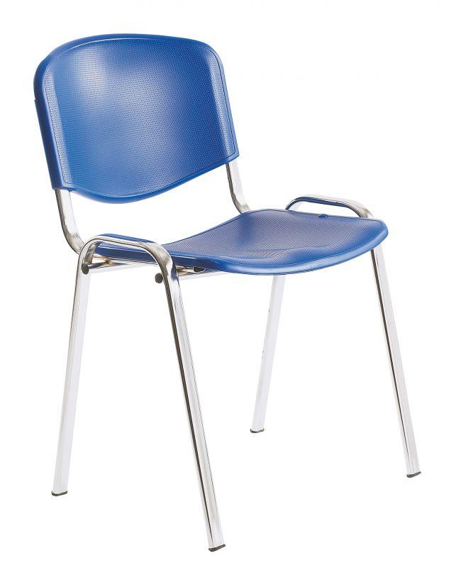 Stolička jednací ocel/plast