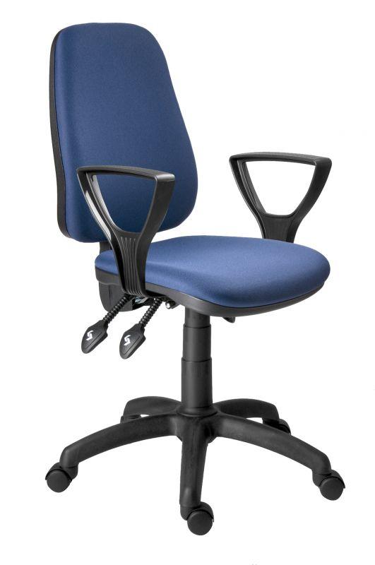 Stolička kancelářská (bez područek) -