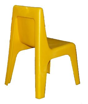 Stolička plastová