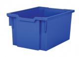 Plastová zásuvka F25 EXTRA DEEP - modrá