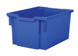 Plastová zásuvka EXTRA DEEP - modrá