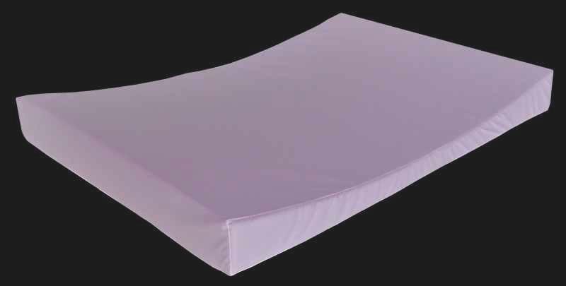 Podložka na přebalovací pult - látka bílé Bravo ( 101x10x76 cm)